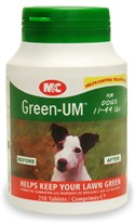 Green-Um for Dogs 11-44 lbs ( 250 tablets)