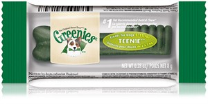 ALL NEW Greenies - TEENIE SINGLES
