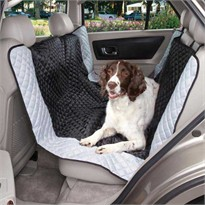 Guardian Gear Fairfield Hammock Car Seat Cover - Black (3.5x15.3x12.3 In)