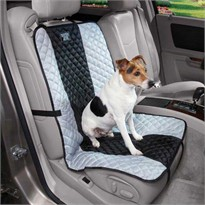 Guardian Gear Fairfield Single Car Seat Cover - Black (1.8x15x13 In)