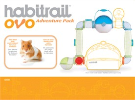 Habitrail Ovo Adventure Pack