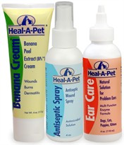 Heal A Pet Skin Care Kit