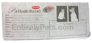 Pet Health Record