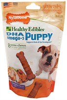 Healthy Edibles Puppy - Turkey & Sweet Potato Flavor Petite (8 ct)