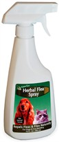 NaturVet Herbal Flea Spray (16 oz.)