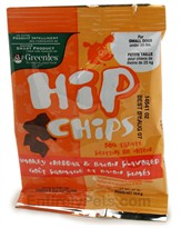 Hip Chips - SMOKEY CHEDDAR & BACON Flavor - SMALL (.67 oz)