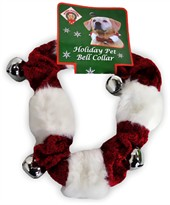 Holiday Bell Collar Jr
