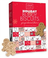 Buddy Biscuits Holiday Gingerbread (16 oz)