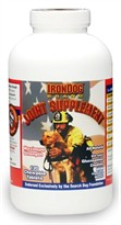 IRONDOG Brand Joint Supplement (120 Chewable Tablets)