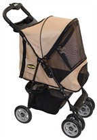Jeep Wrangler Pet Stroller by Pet Gear ( Pets up to 30 lbs.)