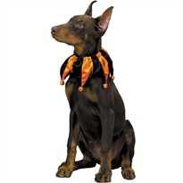 Halloween Jester Collar - MEDIUM
