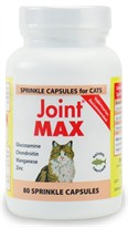 Joint MAX SPRINKLE CAPS for Cats (80 Caps)