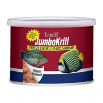 Tetra JumboKrill Freeze Dried Jumbo Shrimp (14 oz)