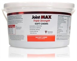 Joint MAX TRIPLE Strength SOFT CHEWS (240 CHEWS)