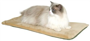 K&H Thermo-Kitty Mat Sage (12.5&quot; x 25&quot;)