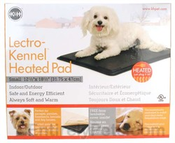 K&H Lectro Kennel Heated Pad (12&quot; x 18&quot;)