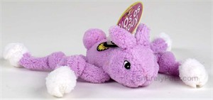 Knots So Soft Bunny - PURPLE 5""