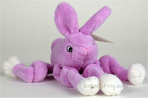 Knots So Soft Bunny - PURPLE 7""