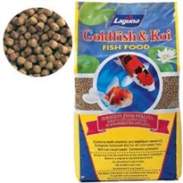 Laguna Goldfish & Koi Food Large Pellet (9.9 lb)