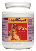 Dr Kruger's Supplements Healthy Skin & Coat Formula (54.75 oz)