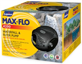 Laguna MaxFlo 4200 Waterfall & Filter Pump