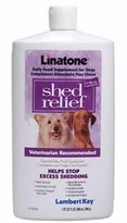Linatone Shed Relief for Dogs (16 fl. oz.)