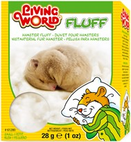 Living World Hamster Fluff (1 oz)