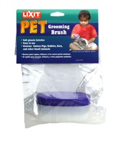 Lixit Grooming Brush for Small Animals