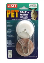 Lixit Salt and Mineral Spool Combo pack