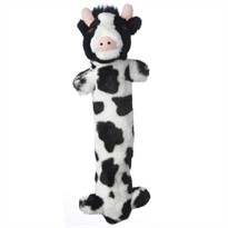 MultiPet Look Whos Talking Loofa Cow (12 inches)