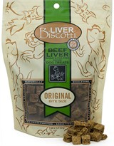 Premier Liver Biscotti Wheat & Egg Free Recipe, Bow WOW Bites (3.5 oz)