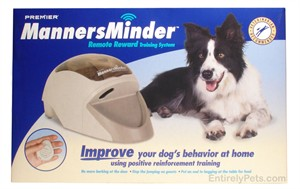Premier MannersMinder Remote Reward Dog Training System