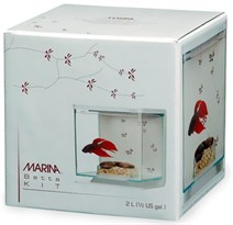 Marina Betta Kit, Contemporary Theme (2L)