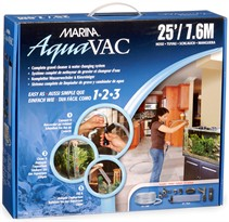 Marina AquaVac Easy Clean Water Changer (25' Hose)