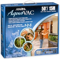 Marina AquaVac Easy Clean Water Changer (50' Hose)