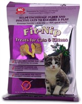 Fit-Nip Treats For Cats & Kittens - 1.75 oz