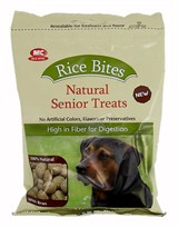 Mark and Chappell Rice Bites Natural Senior Treats (1.75 oz)