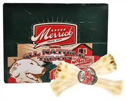 "(Box of 15) Merrick's Beef Knuckle End (7-9"")"
