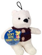 Medium Terry Bear
