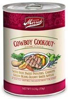 Merrick 5 Star Canned Dog Food - Cowboy Cookout (13.2 oz)