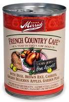 Merrick 5Star Canned Dog Food - French Country Cafe (13.2 oz)