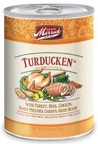 Merrick 5 Star Canned Dog Food - Turducken (13.2 oz)