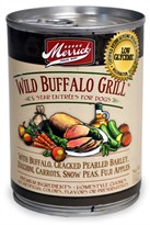 Merrick 5Star Canned Dog Food - Wild Buffalo Grill (13.2 oz)