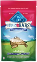 Blue Buffalo Blue Mini Bars Blueberry & Yogurt Puppy Treats (8 oz)
