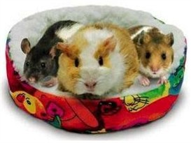 SuperPet Snuggly Sleeper, Mini Cozy Cup (Assorted)
