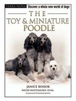 The Toy & Miniature Poodle - FREE DVD Inside
