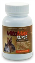 MitoMax SUPER Probiotics for Cats and Dogs SMALL (30 Caps)