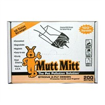 Finny Mutt Mitt Dispenser Pack (200 ct.)