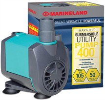 Marineland Maxi-Jet Submersible Utility Pump 400 (7 watt, 106 gph)
