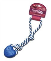 My Dog Hearttugs Toss & Tugs Handle - Medium
